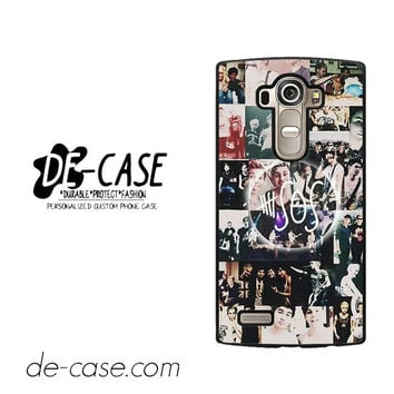 5 Seconds Of Summer 5SOS 5 SOS Photo Collage For LG G4 Case Phone Case Gift Present YO