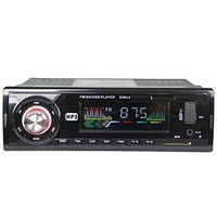 BOSS AUDIO 637UA Single-DIN CD/MP3 Player Receiver, Detachable Front Panel