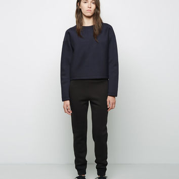 Double Knit Scuba Sweatpant by T by Alexander Wang