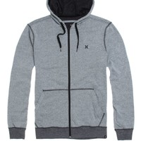 Hurley Dri-Fit Zip Fleece Hoodie - Mens Hoodie