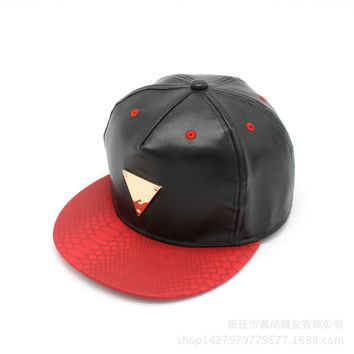 Korean Hip-hop Baseball Cap Ladies Hats [4917655812]