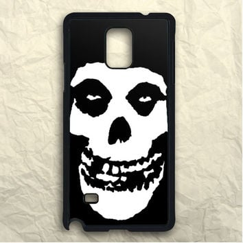 Misfits Logo Face Samsung Galaxy Note 3 Case