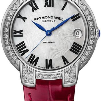 Raymond Weil Jasmine Leather Automatic Watch 2935-SL2-01970