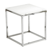 Eurostyle Sandor Side Table (Multiple Colors)