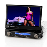 7 Inch Touch Screen Car DVD Player - Passion