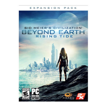 Sid Meier's Civilization: Beyond Earth Rising Tide Expansion Pack PC Game