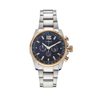 Citizen Men's Eco-Drive Shadowhawk Two Tone Stainless Steel Chronograph Watch - CA4176-55E