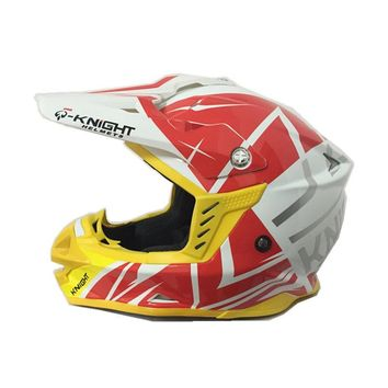 New arrival brand Knight motocross helmet Professional motorcycle racing helmet  ATV off-road helmet Dirt bike moto casco