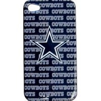 Dallas Cowboys Snap-On iPhone 4/4S Case
