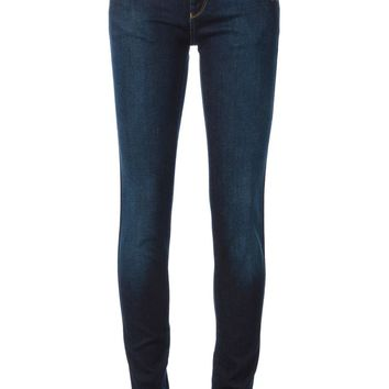 Emporio Armani Jeans skinny studded jeans