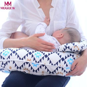 2Pcs Set Multifunction Nursing U-Shaped Breastfeeding  Pillow | Waist Support Cushion