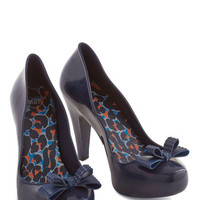 Mel Shoes Snazzy Stride Heel