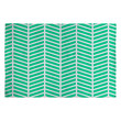 Rebecca Allen Turquoise Bliss Woven Rug