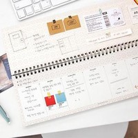 Weekly Desk Planner (Small)