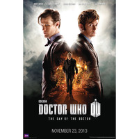 Doctor Who Domestic Poster