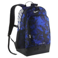 Nike Team Max Air Graphic (Large) Training Backpack (Blue)