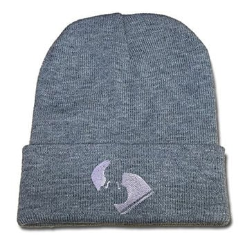 YUGY The Piano Guys Beanie Embroidery Beanies Skullies Knitted Hats Skull Caps