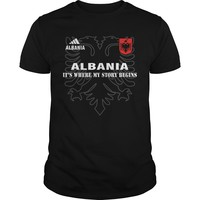 Albania - It's Where My Story Begins