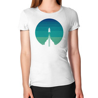 Into The Out Space Women's T-Shirt