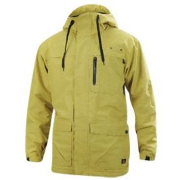 Body Glove Men's All-Mountain Waterproof/Breathable Winter Jacket Snowsport Jackets