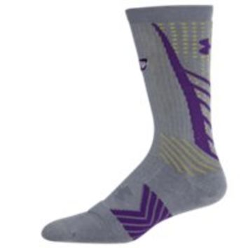Under Armour Men's SC30 Undeniable Crew Socks