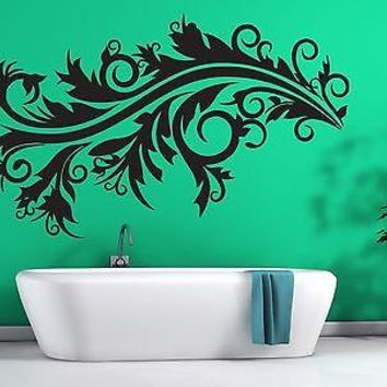 Wall Sticker Vinyl Decal Branch Beautiful Ornament Decoration Interior Unique Gift (n129)