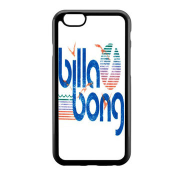 billabong urban logo iPhone 6 Case