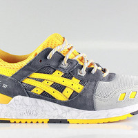 Asics Gel Lyte III 3 Voltage Pack - Grey