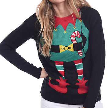 Remind Your Elf Christmas Sweater
