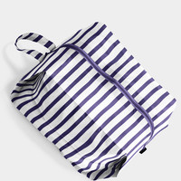 Large 3D Zip - Sailor Stripe