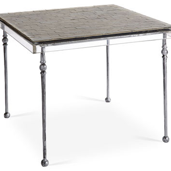 Tiled Cocktail Table, Coffee Table
