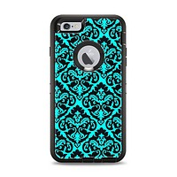 The Delicate Pattern Blank Apple iPhone 6 Plus Otterbox Defender Case Skin Set
