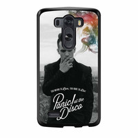 Panic At The Disco Poster LG G3 Case