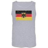 World Cup Germany Distressed Flag Tank Top