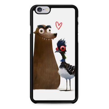 Gerald And Becky Finding Dory 2 iPhone 6/6S Case