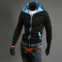 Men Hoodies Winter Print Jacket [6528746819]