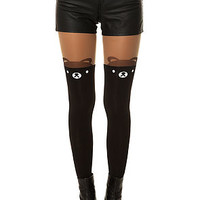 The Black Bear Tights