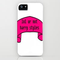 Harry Styles iPhone & iPod Case by Jessica Rose | Society6