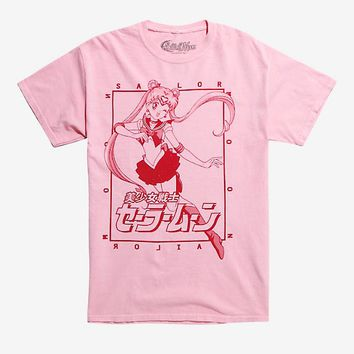 Sailor Moon Usagi Kanji T-Shirt