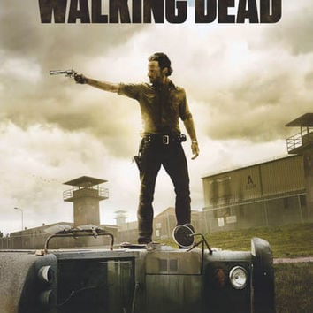 Walking Dead Fight the Dead Poster 24x36