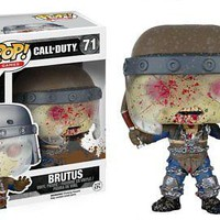 Funko Pop Games: Call of Duty - Brutus Vinyl Figure