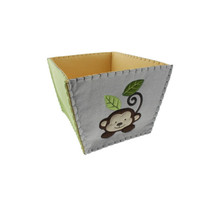 Koala Baby  Safari Monkey Baby Boy Nursery Basket
