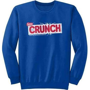 Adult Nestle Crunch Adult Sweatshirt