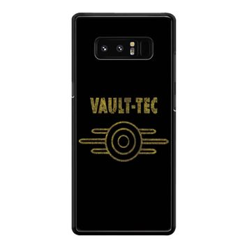 Vault Tec Samsung Galaxy Note 8 Case