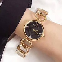 Burberry Women Fashion Quartz Movement Watch WristWatch