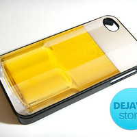 Big Glass Beer iPhone 4 / 4S Case