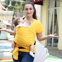 Me & Mommy Breathable Baby Carrier
