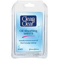 Clean & Clear Clear Touch Oil-Absorbing Sheets Ulta.com - Cosmetics, Fragrance, Salon and Beauty Gifts