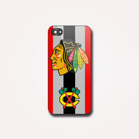 Chicago Blackhawks Stanley Cup Champion - Photo on Hard case, for iPhone and Samsung Galaxy. Choose the option for device and colour case