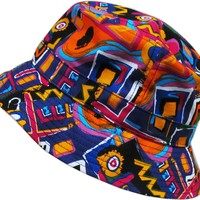 KBETHOS Aztec / Navajo Bucket Hat Cap - BLACK:Amazon:Clothing